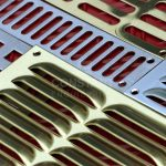 Collection of Metal Ventilation Grilles