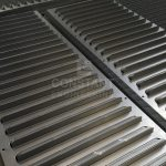 Large Metal Ventilation Grilles